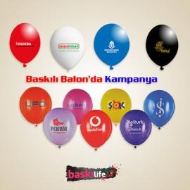 Firmanıza Özel Baskılı Balon 1.000 Adet